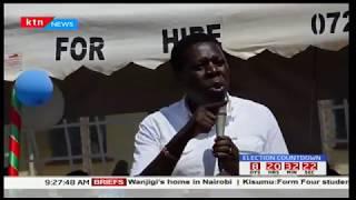 Water CS Eugine Wamalwa accuses NASA brigade of polarizing the country