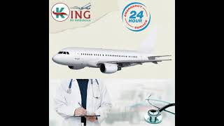 Gets Quickest shifting by King Air Ambulance Service in Gorakhpur