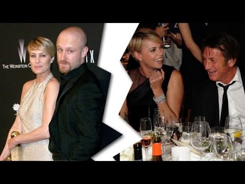 Exes Sean Penn and Robin Wright both have young lovers... | TMZ
