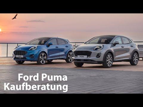 Kaufberatung Ford Puma 2020: Was lohnt sich und was lohnt sich nicht [4K] - Autophorie