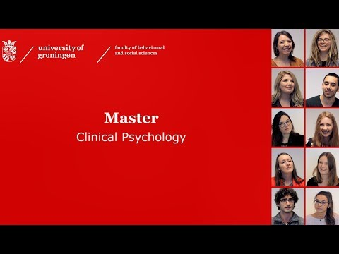Testimonial van Studenten van de Master Clinical Psychology