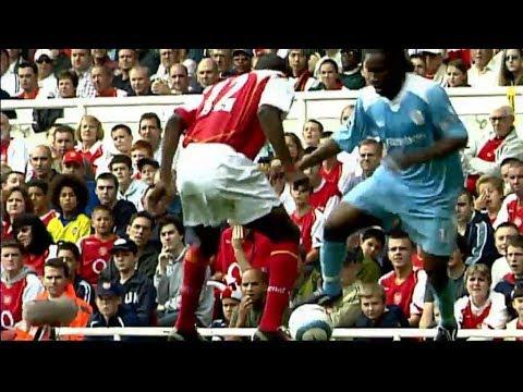 Jay Jay Okocha vs Arsenal (2004)