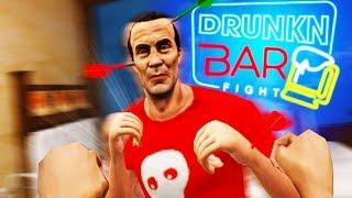 Multiplayer Drunken Mayhem! - WTF IS THIS!? - Drunkn Bar Fight VR Multiplayer