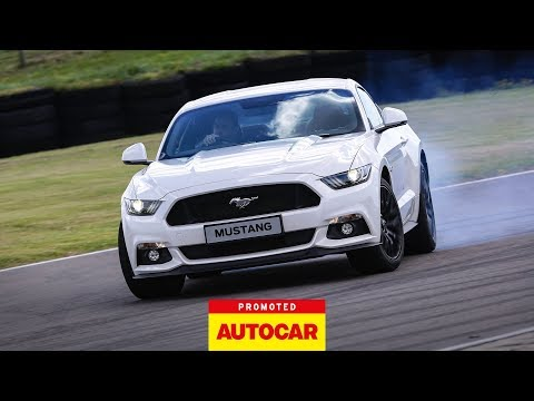 Promoted: Ford Mustang – 7 Finest Features