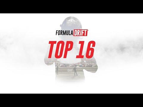 フォーミュラドリフト フォーミュラ・ドリフト モンロー(ワシントン)決勝ドリフトTOP16のフル動画 PRO