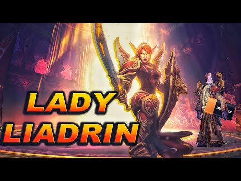 The Story of Lady Liadrin