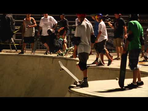 First Look: Ocean City Skate Bowl with Zach Miller