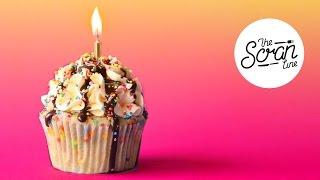 BIRTHDAY CAKE CUPCAKES - SURPRISE EPISODE!!! - IM 30! - The Scran Line