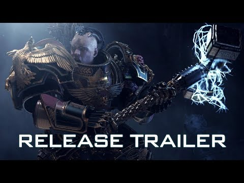 Warhammer 40K: Inquisitor - Martyr | Release Trailer thumbnail
