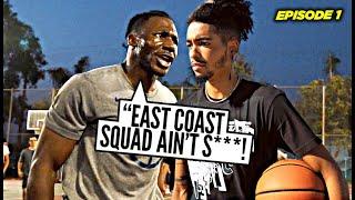 """East Coast Squad We Coming!"" West Coast Squad CALLS OUT Duke, Slim, Austin, Tim & Zach!! Episode 1"