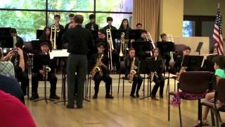 Wells Middle School Jazz Band 2014-2015 American Patrol (Hi-Res)