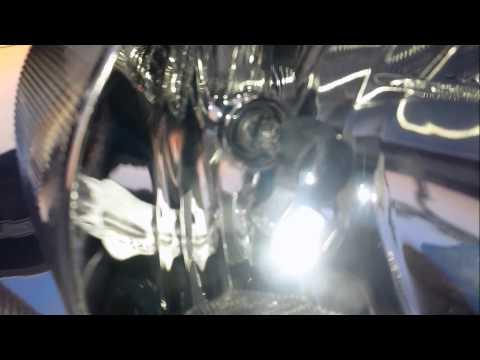 Scenic, cambiando las bombillas H7 y H1