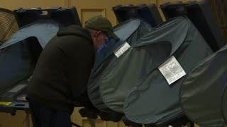 US midterms: Final votes before close in California