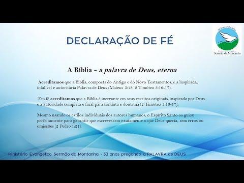 DESTAQUE PARA A PALESTRA DOUTRINÁRIA COM PR. ALCIDES NO DIA 24-09-2017