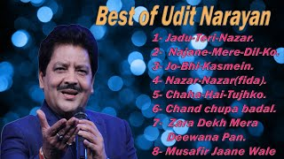 Udit Narayan 10 Top Romantic Songs || Udit Narayan Hindi Romantic Songs ||