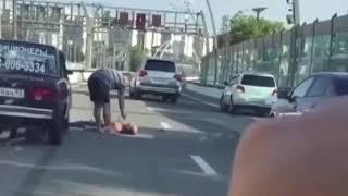 В Сочи автомобиль сбил мужчину