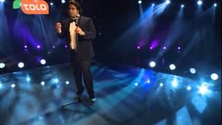 Grand Finale: Qais Ulfat / مرحله نهایی : قیس الفت - YouTube