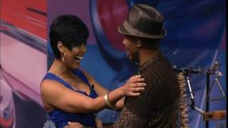 Kevin Eubanks hot for Tamron Hall, MSNBC anchor - Solve this mystery!