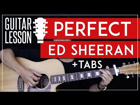 Download Perfect Guitar Tutorial - Ed Sheeran Guitar Lesson 🎸 |Solo + Fingerpicking + Chords + Guitar Cover| Mp4 HD Video and MP3