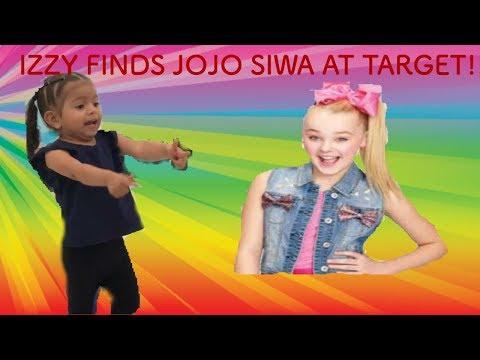 Jojo Siwa at Target (Jojo Closet Toy Review)