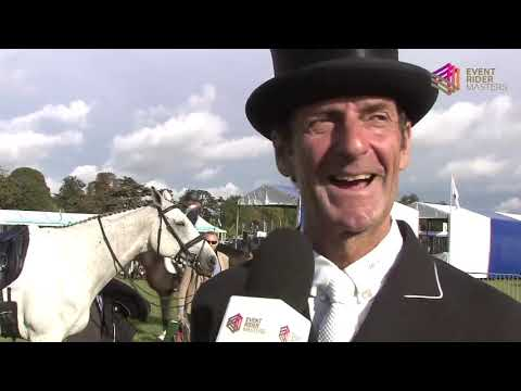 Sir Mark Todd at Blenheim Palace - Event Rider Masters 2017