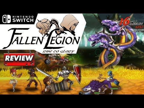 Fallen Legion: Rise to Glory – REVIEW (Aggressive Negotiations) video thumbnail