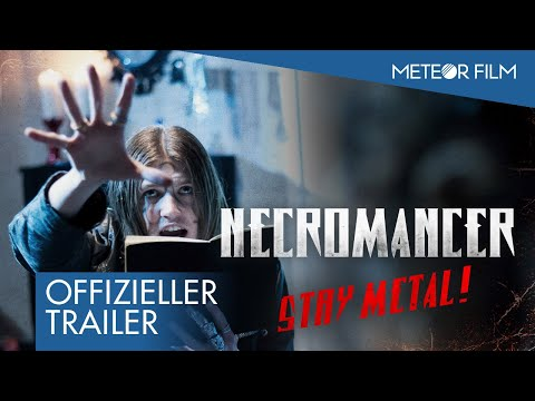 Necromancer - Stay Metal! (Offizieller deutscher Trailer)