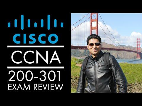 New Cisco CCNA 200-301: Tips & Exam Topics Review - YouTube