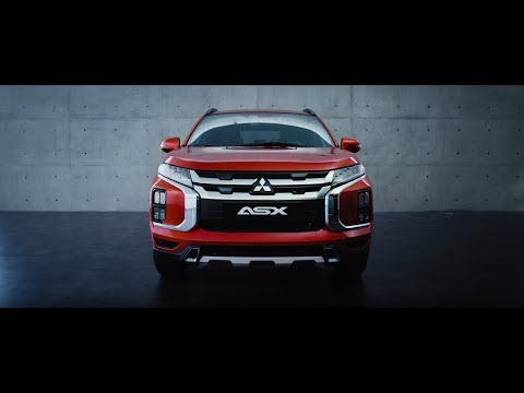 Mitsubishi  Asx Кроссовер класса J - рекламное видео 3