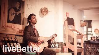 Romantic Portuguese Fado Music in Lisbon | Typical Love Sad Music from Portugal