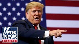 Trump holds 'MAGA' rally in Montana