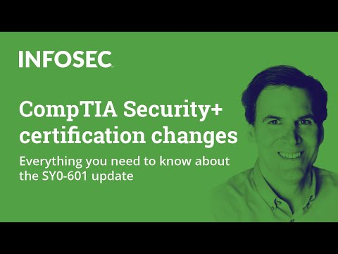 CompTIA Security+ SY0-601 update: Everything you need to know ...
