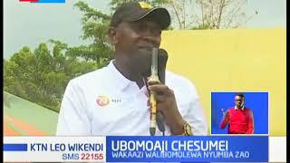 Ubomoaji Chesumei: Wafuasi wa Naibu rais William Ruto waikosoa Mahakama
