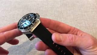 """Spinnaker Watches Dumas Automatic Review """"New Release"""""""