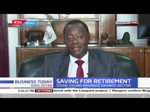 Nzomo Mutuku, CEO at Retirement Benefits Authority talks about saving for retirement