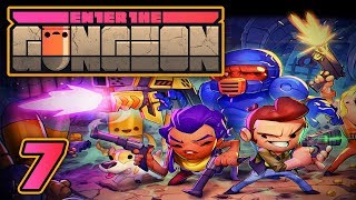 HECK BLASTER | Enter the Gungeon | Ep 7 | Indie roguelike bullet-hell twin-stick shoot-em-up!
