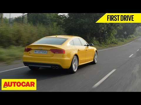 Audi S5 Sportback | First Drive | Autocar India