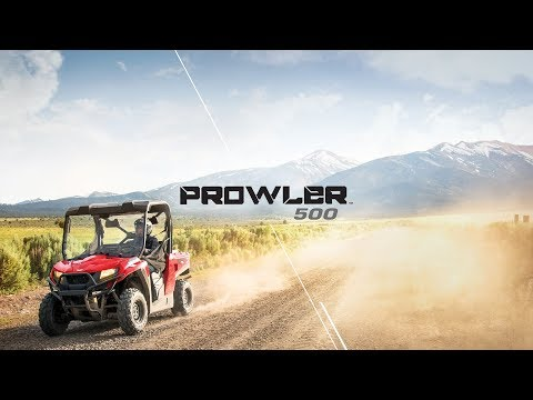 2019 Arctic Cat Prowler 500 in Berlin, New Hampshire - Video 1