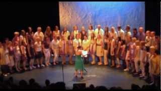 Aquarius / Let The Sun Shine In - Unisoul Music Spring Concert 2012