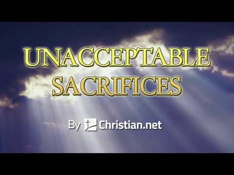 Leviticus 22:17 – 33: Unacceptable Sacrifices | Bible Stories