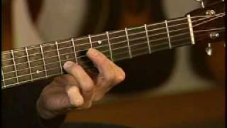 Brooks Williams Teaches BLUES GUITAR BASICS