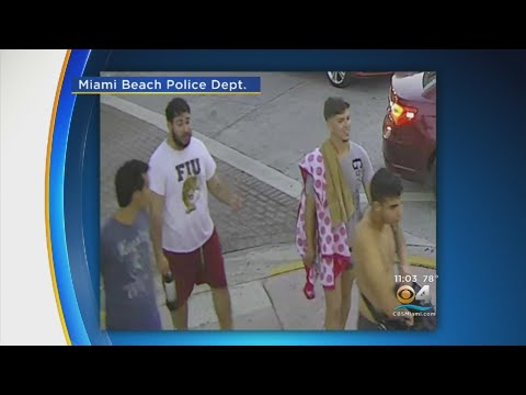 Police Searching For 4 Subjects That Attacked 2 LGBT Men After Gay Pride Festival