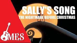 Sally's Song (from The Nightmare Before Christmas)- Mariachi Cover - Mariachi Entertainment System