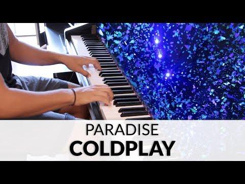 Coldplay Paradise Chords
