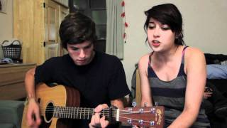 Butterfly - Jason Mraz (Acoustic Cover by Tom and Molly)