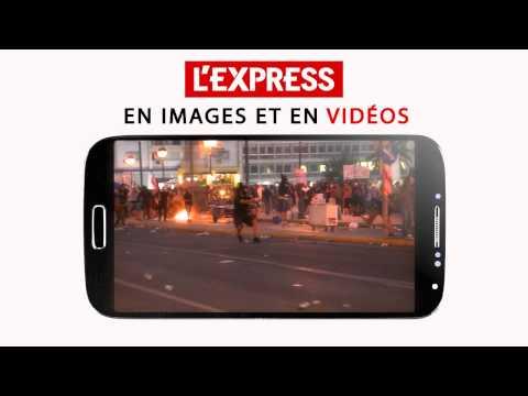 Video of L'Express actu en continu