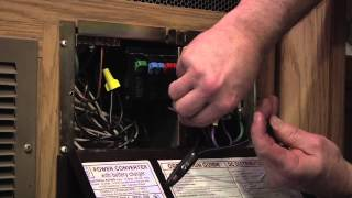RV Distribution Center Troubleshooting