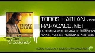 Tony Dize - El Doctorado (HQ Audio Quality)