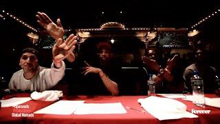 1st round battles LEANDRO Vs FRANKWA House Dance Forever Feb. 2015