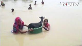Bihar Floods: 25 लाख से ज्यादा लोग प्रभावित, Nitish Kumar ने किया हवाई Survey